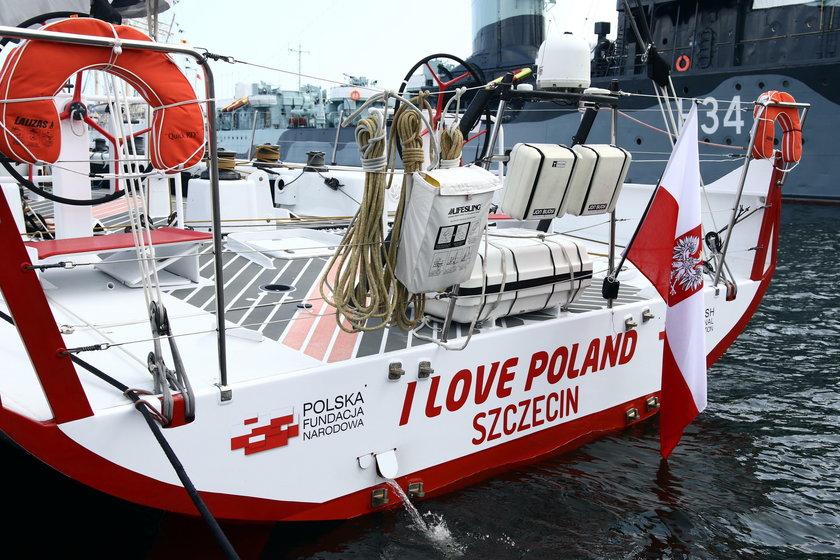 """""""I Love Poland"""" wkrótce wyrusza w rejs!"""