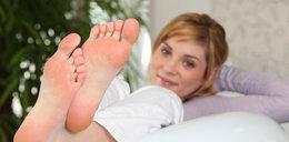 6 prostych kroków do zdrowych stóp