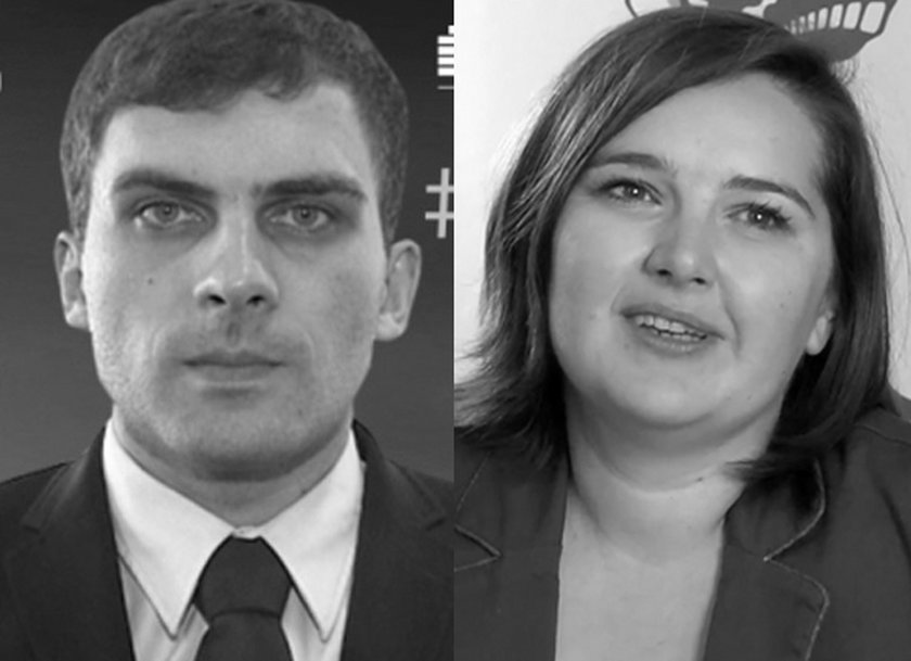 Mariusz Kmiecik i Brygida Frosztęga – Kmiecik