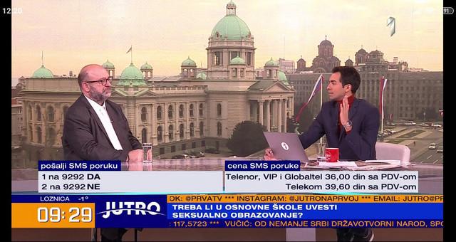 tinska bokan 3 foto Screenshot TV Prva