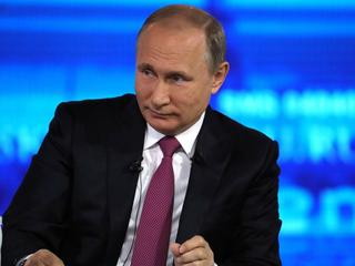 Direct Line with Russian President Vladimir Putin