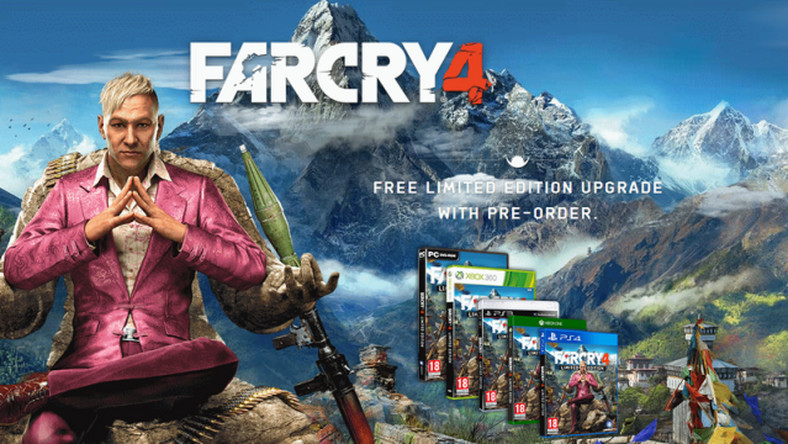 GC 2014: poznajemy świat Far Cry 4