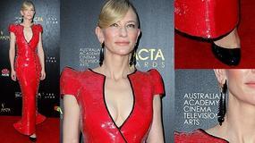 44-letnia aktorka odważnie wyeksponowała biust