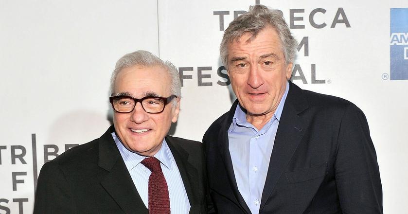"""Martin Scorsese i Robert de Niro odpowiadają za projket """"The Irishman"""""""