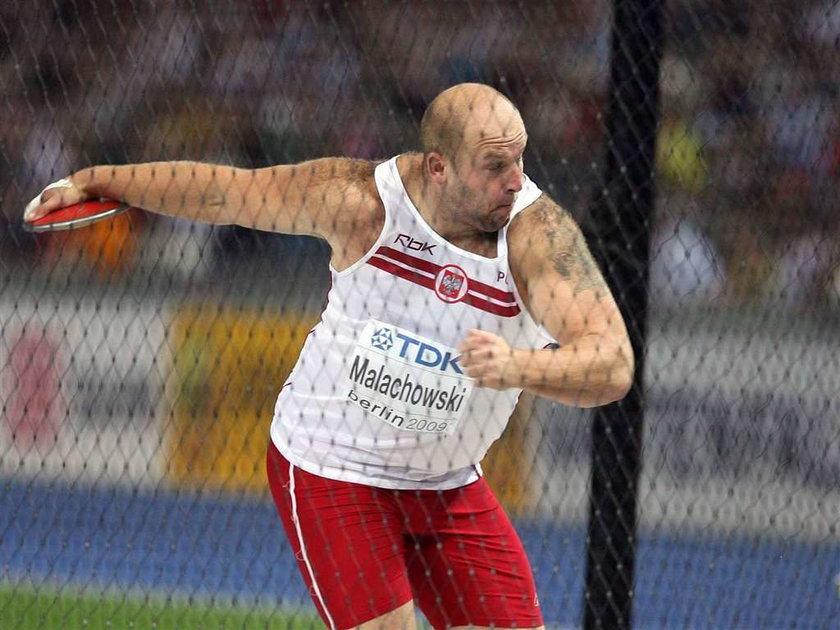 Małachowski przyprawił trenera o zawał