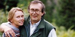Ewa Błaszczyk i Jacek Janczarski. To była miłość od pierwszego wejrzenia
