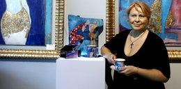 Joanna Sarapata to malarka światowej sławy. Jej obrazy wiszą u Madonny!
