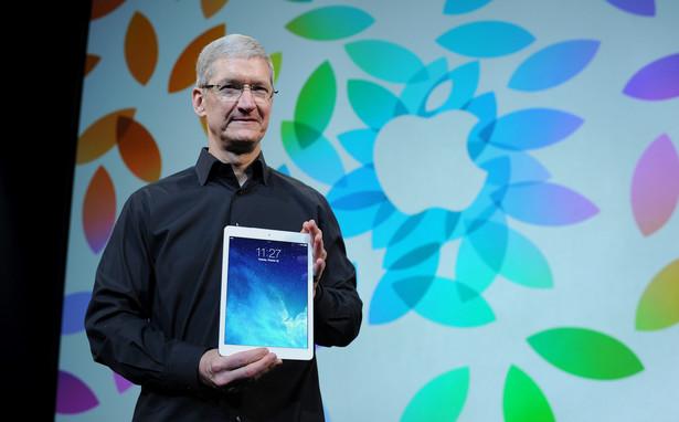 Tim Cook, szef firmy Apple: obrońca wolności czy biznesu?