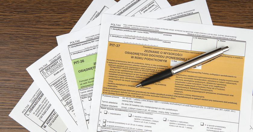 Podatek PIT za poprzedni rok należy rozliczyć do 30 kwietnia 2018 r.