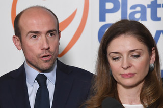 Joanna Mucha rezygnuje z kandydowania na szefa Platformy Obywatelskiej