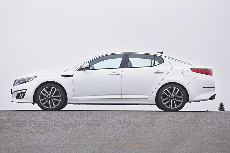 Kia Optima 1.7 CRDI.
