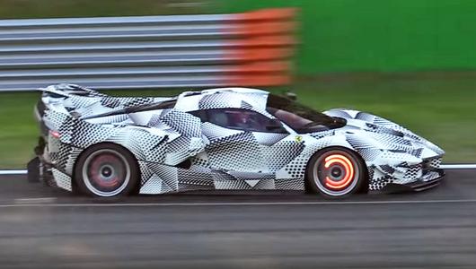 Ferrari FXXK Evoluzione - wyścig zbrojeń nie ma końća