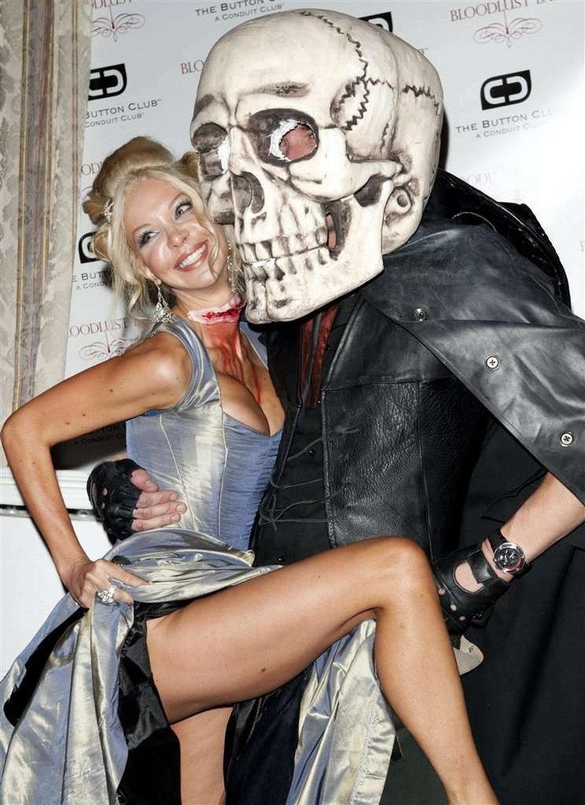 Dramat modelki! Nieudana operacji twarzy! Foto
