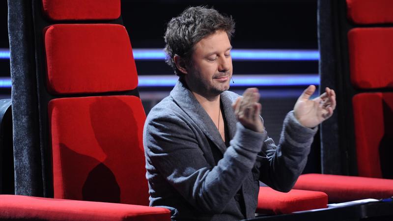 """Andrzej Piaseczny w programie """"The Voice of Poland"""""""