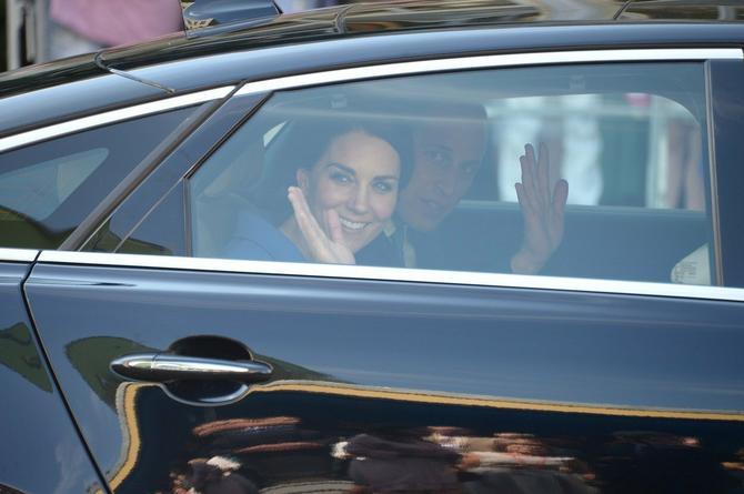 Vojvotkinjai vodjvoda od Kembridža u julu ove godine u poseti Nemačkoj