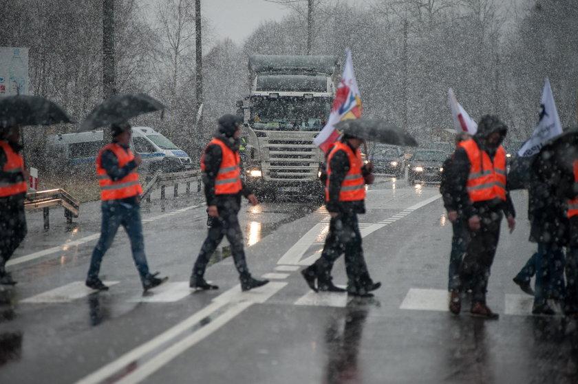 Protest w Mianowicach
