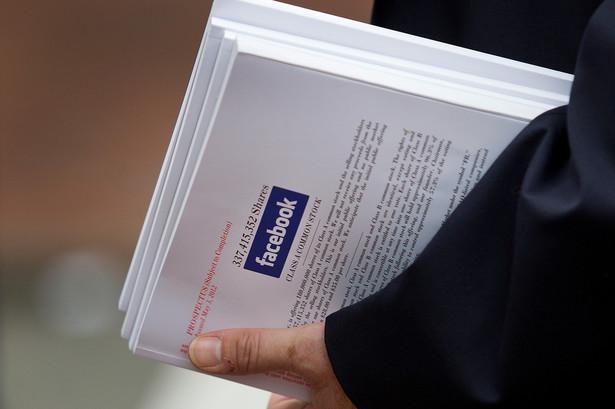 Prospekt emisyjny Facebooka