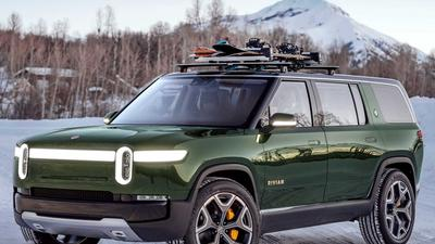 Rivian, the EV startup looking to challenge Tesla with electric pickups and SUVs, just raised another $2.5 billion in funding