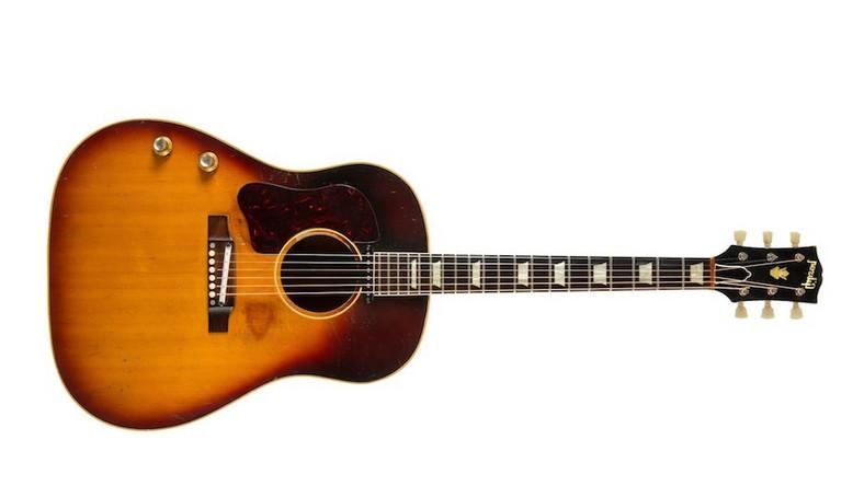 Gitarę Lennona sprzedano na aukcji w Los Angeles