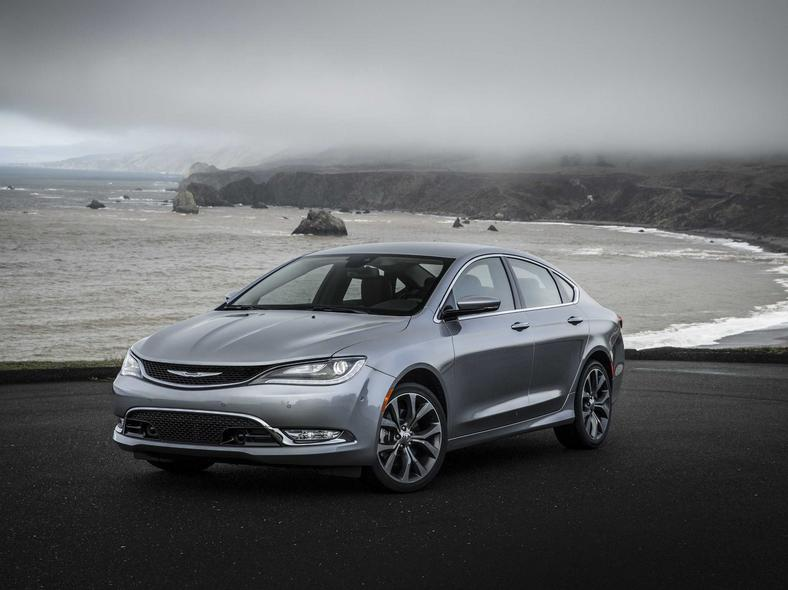 6. Chrysler 200