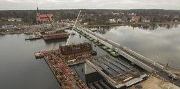 Firma z Gdyni nie chce budować mostu w Sobieszewie!