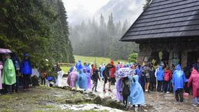 Po ulewach nadal zamknięte szlaki turystyczne w Tatrach, Pieninach i Gorcach
