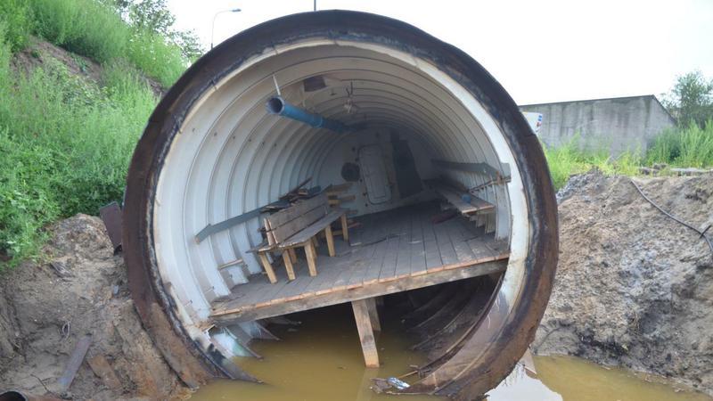 Fragment U-Boota znaleziony na terenie Stoczni Gdańskiej