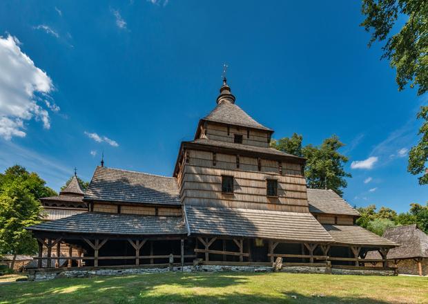 Cerkiew św. Paraskiewy w Radrużu