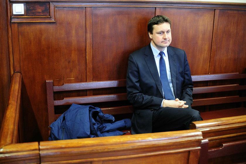 Jest śledztwo w sprawie posła Zbonikowskiego