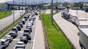 Zaostrzenie kontroli w EU powodem wielkich korków na granicy słoweńsko-chorwackiej