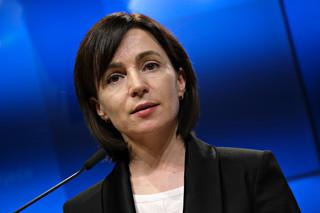 Maia Sandu objęła urząd prezydenta