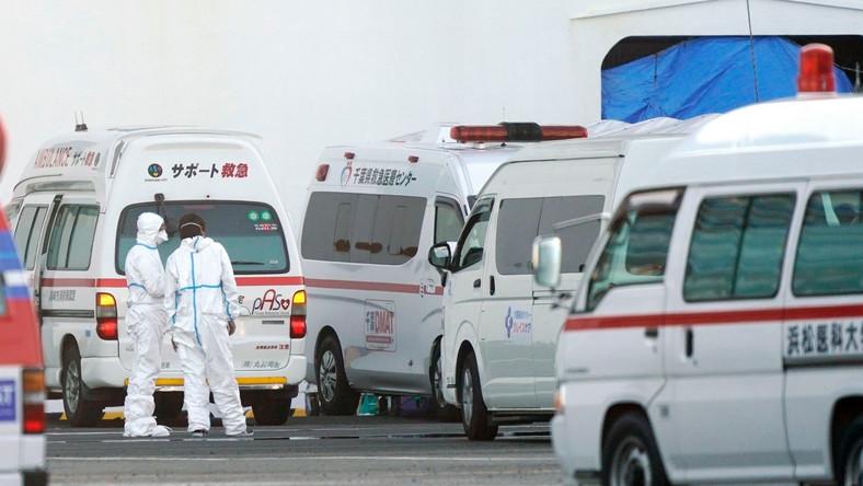 Japońskie służby medyczne