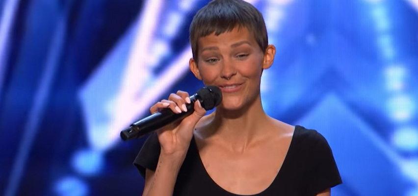 """Jane Marczewski wycofuje się z amerykańskiej wersji """"Mam Talent!"""". """"Jestem chora na raka"""" - przyznała. """"Dziewczyno, ty już wygrałaś!"""" - piszą jej fani"""