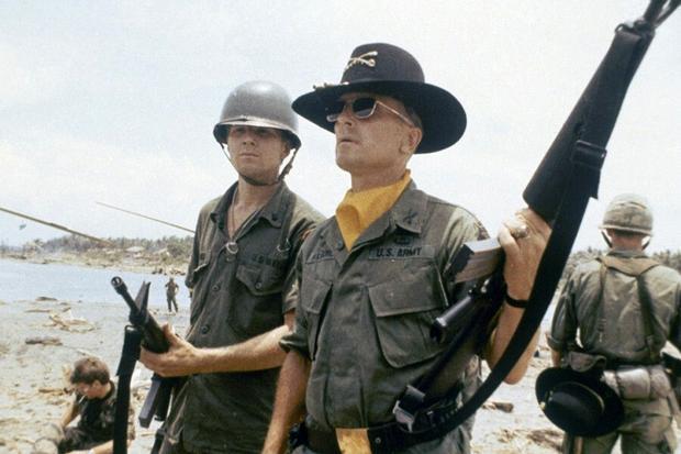 """Kadr z filmu """"Czas apokalipsy"""" (reż. Francis Ford Coppola)"""
