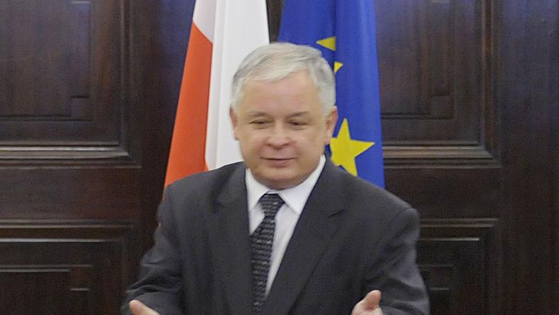 Prezydent Lech Kaczyński jedzie na najbliższy szczyt Unii Europejskiej