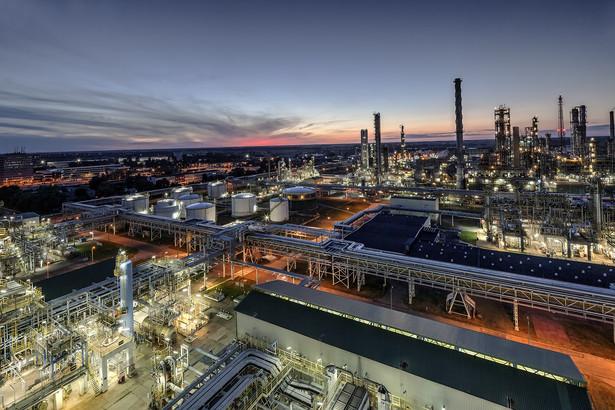PKN Orlen, zakład produkcyjny