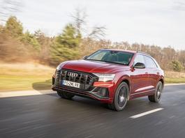 Audi SQ8 – moc i wyszukany styl
