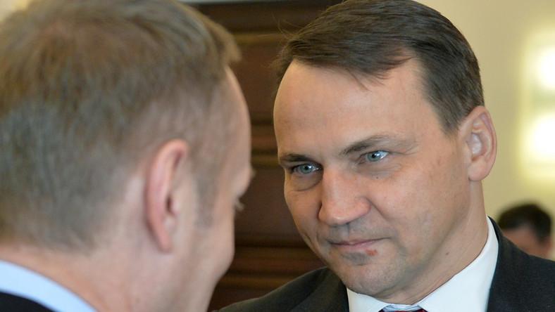 Sikorski o akcji Rosjan: Podstępna interwencja zbrojna