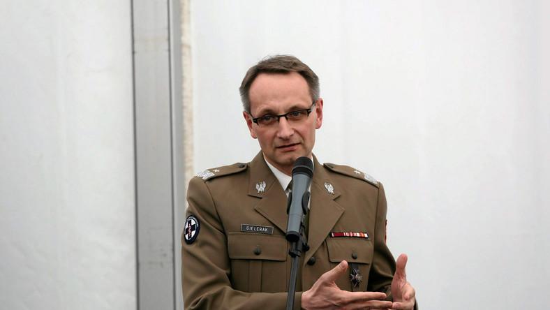 Gen. Grzegorz Gielerak