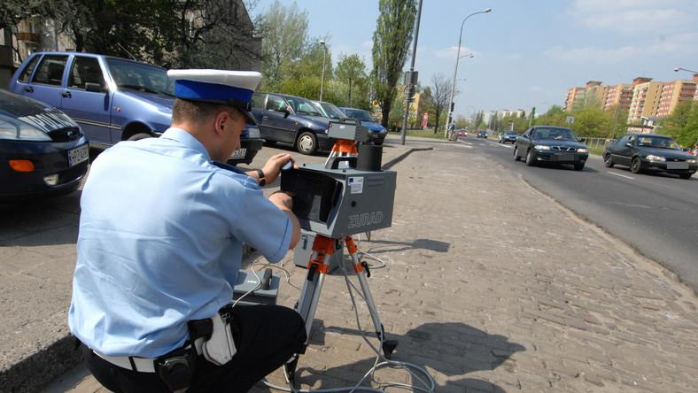 Uwaga! Policyjne radary kłamią!