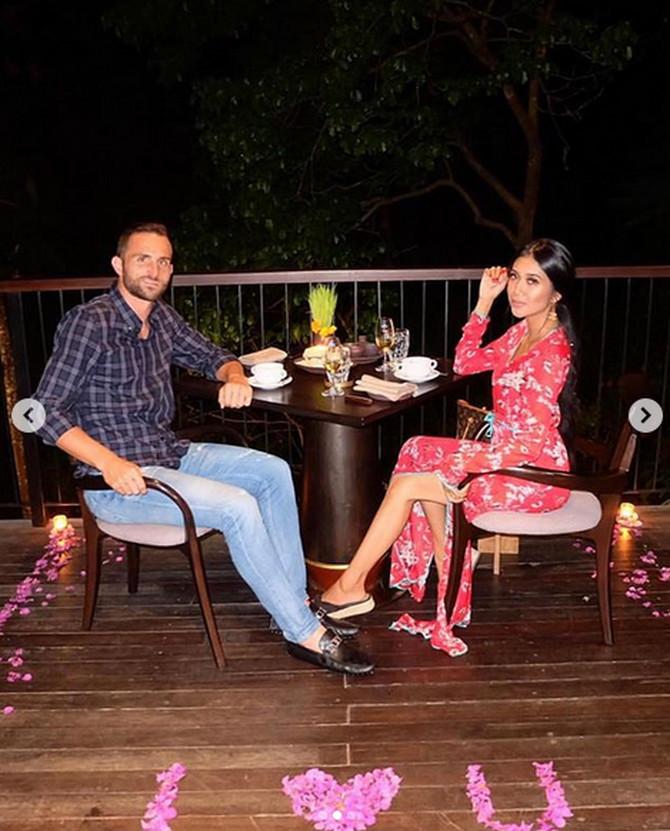 Ilija Spasojević sa suprugom