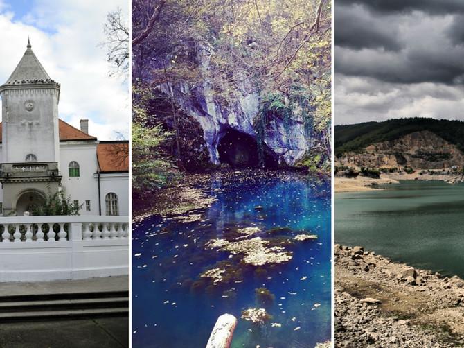 Ako planirate MAGIČNO PUTOVANJE tokom PRAZNIKA, ne morate PREKO GRANICE: Ovo je OČARAVAJUĆIH PET DESTINACIJA u Srbiji koje prosto MORATE VIDETI!