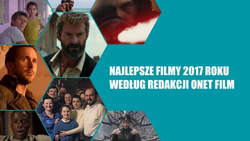 Najlepsze filmy 2017