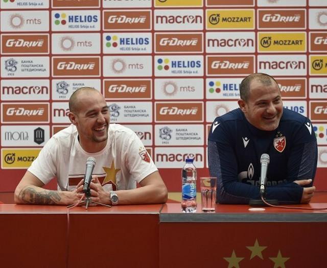 Dejan Stanković Milan Borjan