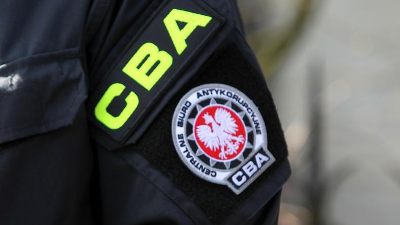 CBA zatrzymało dyrektora i trzech biznesmenów