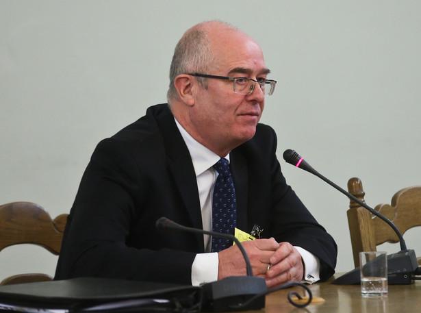 Były prokurator generalny Andrzej Seremet
