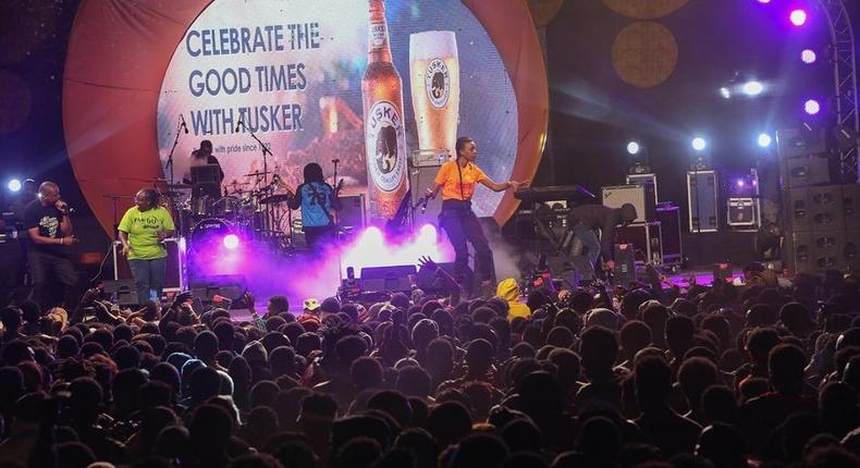 Tusker OktobaFest brings Nairobi to a standstill with all Kenyan Acts (Photos)