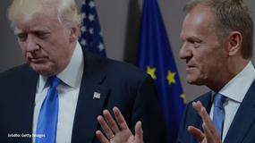 Tusk rozmawiał z Trumpem i przyznaje: pełnej zgody nie ma