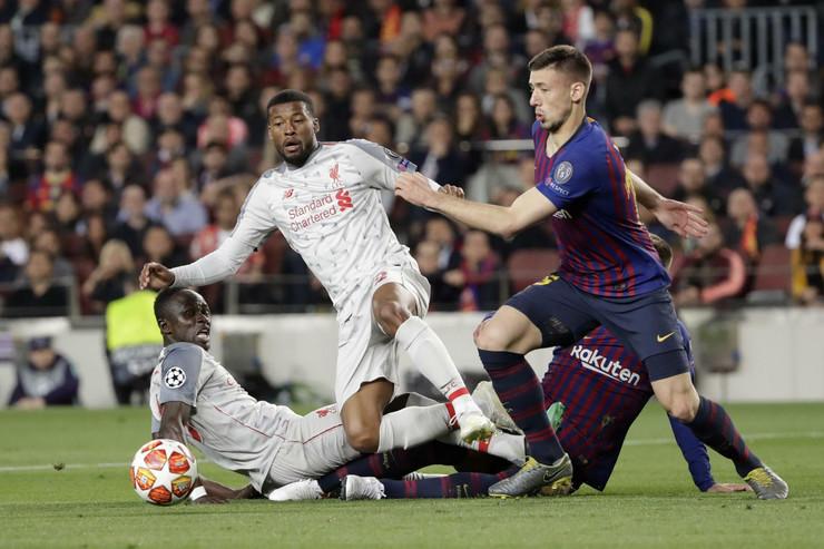 FK Barselona, FK Liverpul