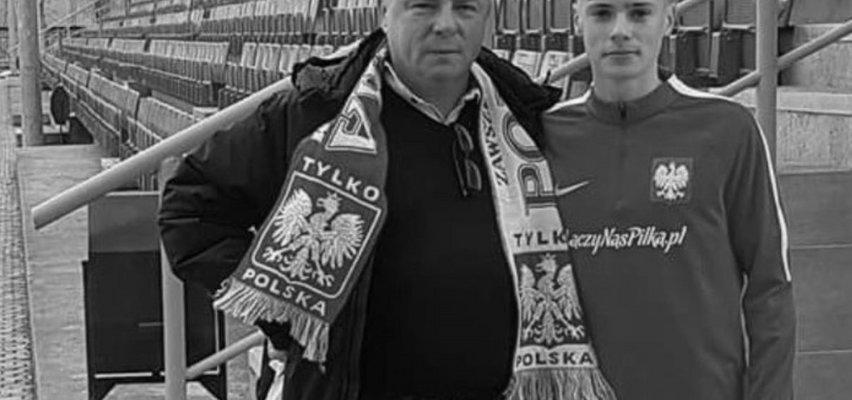 Zmarł ojciec Nicoli Zalewskiego. Przed śmiercią spełnił swoje największe marzenie: zobaczył debiut syna w reprezentacji Polski